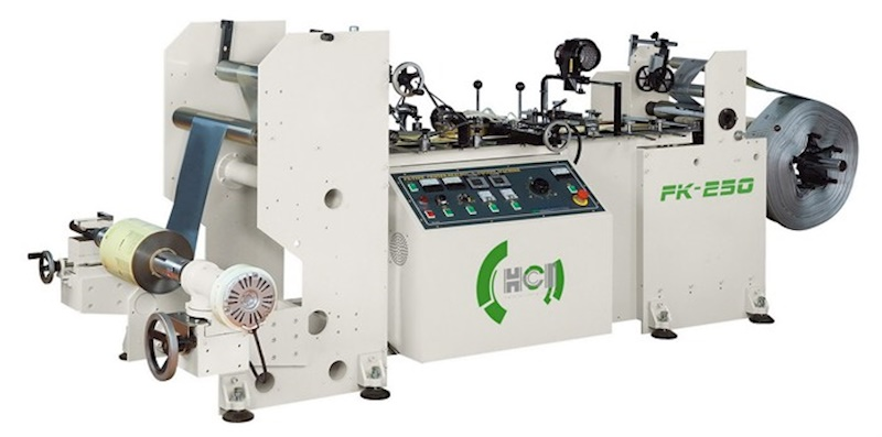 Shrink Sleeve Seaming Machine 1